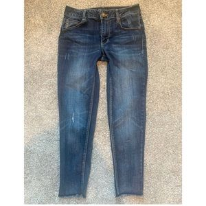 Maurices ankle pants size 2